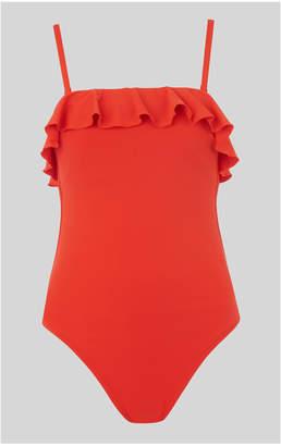 Cali Frill Swimsuit