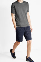 John Smedley Cotton Top with Cashmere