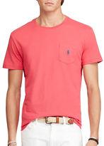 Polo Ralph Lauren Jersey Pocket Crewneck