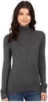 Splendid 1x1 Long Sleeve Turtleneck Women's Long Sleeve Pullover
