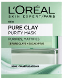 L'Oreal Pure Clay Purity Mask 50ml