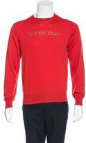 Jean Paul Gaultier Embellished Wool Sweater