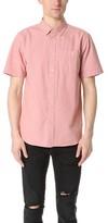 Obey Keble II Short Sleeve Denim Shirt