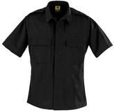 Propper Men's BDU 2-Pocket Shirt Short Sleeve Long