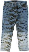 Roberto Cavalli Denim pants - Item 42581437