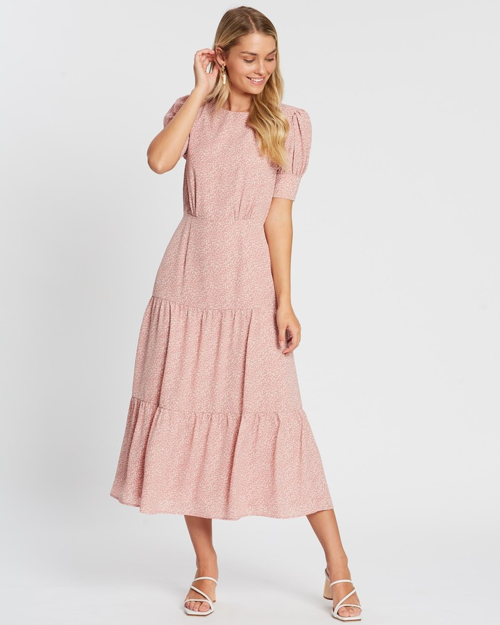 Atmos & Here Sadie Maxi Dress