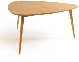 La Redoute Interieurs Quilda 6 Seater Oak Dining Table