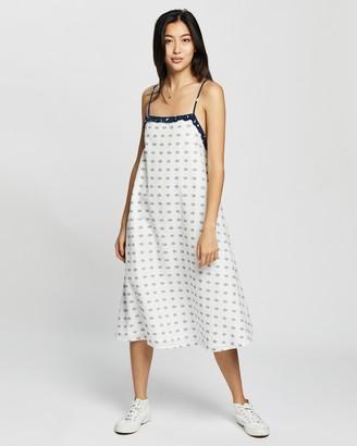Tigerlily Hanini Midi Dress