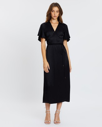 Elliatt Maxine Wrap Dress