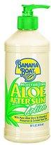 Banana Boat Aloe Vera Sun Burn Relief Sun Care After Sun Lotion - 16 Ounce