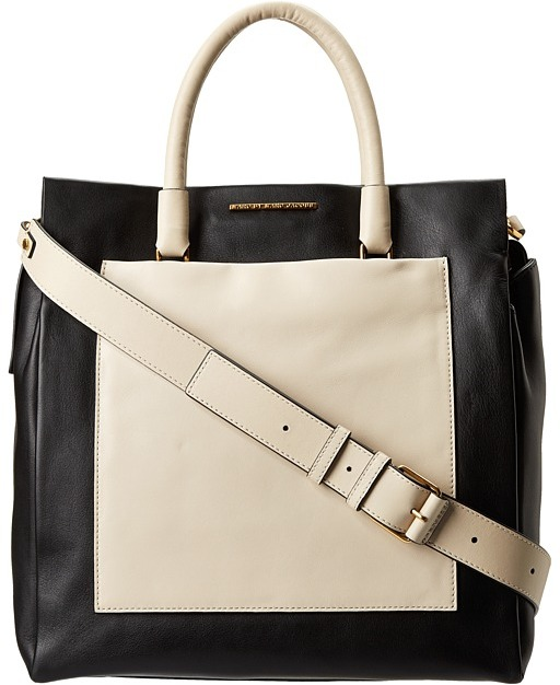 Marc by Marc Jacobs Know When To Fold Em' Nicky (Black Multi) - Bags and Luggage
