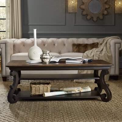 Hooker Furniture Treviso Rectangle Cocktail Table