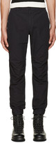 08sircus Navy Cotton Trousers