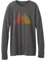 Prana Mountain Slim Long-Sleeve T-Shirt - Men's