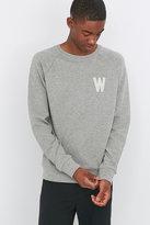 Wemoto Wade Grey Crewneck Sweatshirt