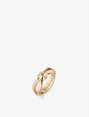 Chaumet Liens Séduction 18ct rose-gold ring