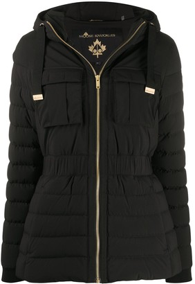 Moose Knuckles Zipped Padded Jacket