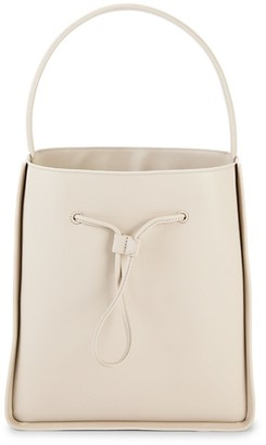 3.1 Phillip Lim Soleil Leather Bucket Bag
