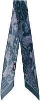 Rockins - Skaterdelic super skinny scarf - women - Silk - One Size