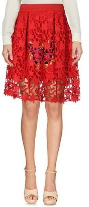 Couture Mnml MNML Knee length skirt