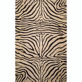 Liora Manné Seville Zebra Neutral Rug Rug