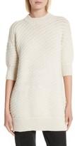 Rachel Comey Women's Zenith Alpaca Blend Twill Knit Tunic