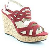 Adrienne Vittadini Footwear Women's Camber Wedge Sandal