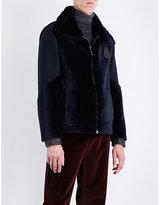 Etro Avaitor shearling jacket