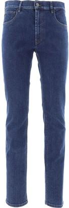 Prada Triangle Motif Straight-Leg Jeans