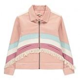 Stella McCartney Sale - Angie Fringed Unicorn Denim Jacket