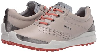 Ecco BIOM Hybrid Hydromax (White) Women's Golf Shoes