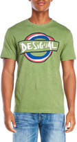Desigual Elias Logo Tee