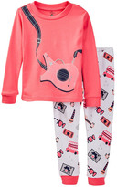 Petit Lem Musical Pajama Set (Baby Girls)