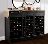 Modular Bar Buffet with 3 Wine Bases