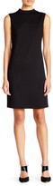 Nine West Mock Neck Sheath Dress