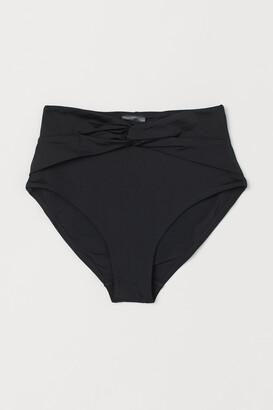 H&M Bikini Bottoms High Waist