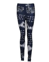 Stretch Pants, Changeshopping 1 PC Girls Womens Thin Slim Skinny Printed trousers