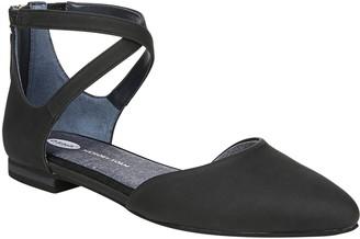 Dr. Scholl's Ankle Strap Flats - Adjustify