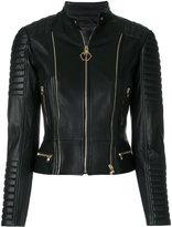 Philipp Plein High Line biker jacket