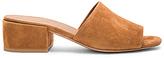 Vince Rachelle Heel in Cognac