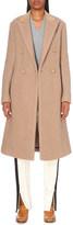 Joseph Osborne mohair-blend coat