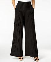 Catherine Malandrino High-Waist Wide-Leg Pants
