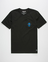 Hurley Pendleton Chief Mens Pocket Tee