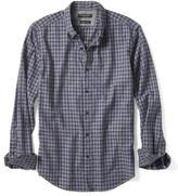 Banana Republic Grant-Fit Luxe Flannel Gingham Shirt