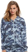 Juicy Couture Women's Camouflage French Terry Hoodie