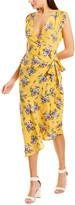Yumi Kim Silk Midi Dress