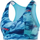Puma Training PWRRUN Graphic Bra Top