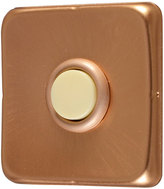 Rejuvenation NUTONE NOS KIMBERLY PB-15 DOORBELL BUTTON c1960