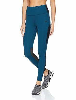 Skechers Women's Juniper High Waisted Mesh Yoga Pant Athleisure Legging