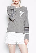 Lauren Moshi Peace Love Aggie Sweatshirt